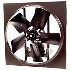 36 inch exhaust fan 1sde36fx fantech 36 inch blade belt drive 1 hp 14 815 cfm