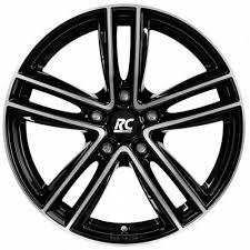 rc design rc27 rc design rc27 black polished vanne kevytmetallivanteet