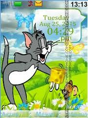 tom jerry themes android nokia mobiles