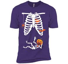 Halloween Maternity Skeleton Shirt by 100 Halloween T Shirt With Baby Skeleton Maternity Couple
