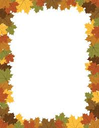 best thanksgiving border 22993 clipartion