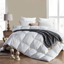 100 Percent Goose Down Comforter The 8 Best Year Round Down Comforters