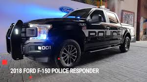 2018 ford f 150 police responder beauty roll youtube