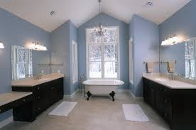 Blue And White Bathroom Ideas by Elegant And Cool Blue Bathroom Ideas For Sweet Home Gallery