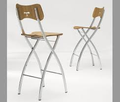 Fold Up Bar Stool Wonderful Kitchen Excellent Folding Bar Stool With Back Home
