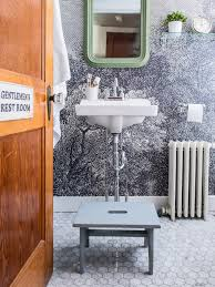wall tile designs bathroom top 20 bathroom tile trends of 2017 hgtv s decorating design