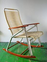 Fold Up Rocking Lawn Chair 191 Best Mcm Rocking Chair Images On Pinterest Rocking Chairs