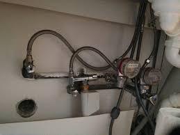 waschmaschine in küche waschmaschine in der küche anschliessen anschluß aber