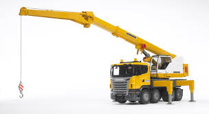 bruder toys scania r series liebherr crane truck bruder toy car model 1 16 1