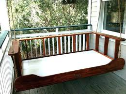 hanging sofa swing daybed porch swing porch swing daybed outdoor
