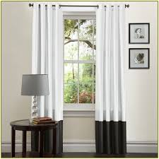 Two Tone Curtains Stunning Two Tone Curtains And Two Tone Curtains Home Design Ideas