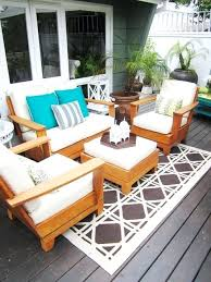 outdoor furniture ideas small deck furniture ideas styledbyjames co