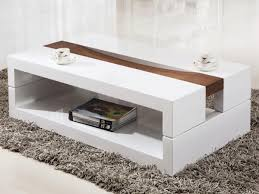 Coffee Table Design Nice Room Decoration With Rectangle Contemporary Coffee Tables