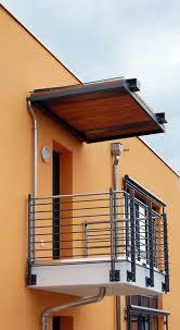 balkon vordach vordächer die holzwürmer