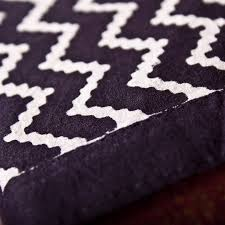zig zag table runner zallzo zig zag table runner reviews wayfair