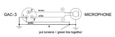 help with wiring diagram gac 3 xlr to xlr gearslutz pro audio