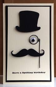 best 25 mustache cards ideas on pinterest santa cards handmade