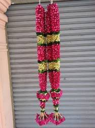 indian wedding garlands madurai decorators wedding garland exporter from madurai
