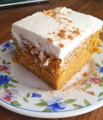 tofu mom and gravy vegan pumpkin tres leches cake