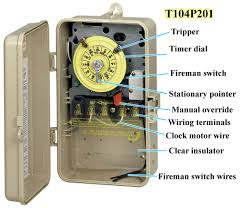 intermatic t104p201 timer larger image
