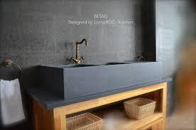 evier cuisine 120x60 120 60 vier granit noir de cuisine en 2 cuves evier