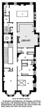victorian manor floor plans library