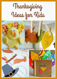 awesome thanksgiving day ideas for organize and decorate
