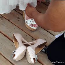 wedding shoes ottawa after the wedding dress say yes to the shoes ottawa wedding journal