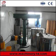 emulsion paint production line emulsion paint production line