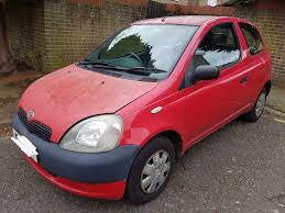 2000 toyota yaris s 1 0 250 in maidstone kent gumtree