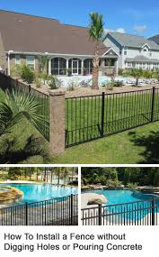 fence pool fence height stylish pool fence safety requirements