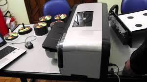 manutenção da estação de limpeza da hp k8600 adaptada para cd avi