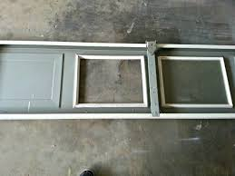 Replacing A Garage Door Garage Door Window Frame Cowtown Garage Door Blog