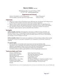 Best Resume Font Combinations by Test Lead Resume Resume For Your Job Application