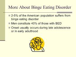 Bed Eating Disorder Eating Disorders A Cbt Approach Ppt Download