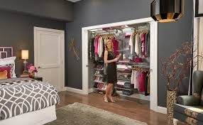Closetmaid Shelf Track System Walk In Closet Ideas House Plans Plus