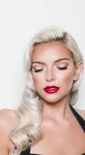 vintage hair vintage inspired hair and makeup makeup artist