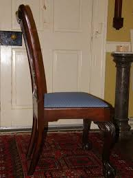 chippendale dining room chairs gates antiques ltd richmond va