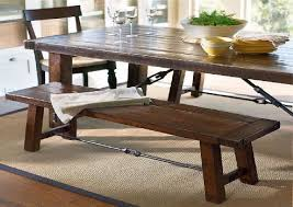 Glamorous Kitchen Tables With Benches - Tables with benches for kitchens