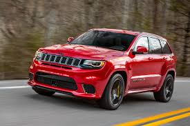 jeep mud extreme machine jeep grand cherokee trackhawk the most powerful