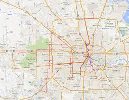 Metrorail Map Houston Part 5 Expanding Metrorail Alternate Amnesiac