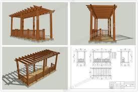 verandah designs your position home u003e products u003e wpc pergola