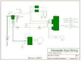 ninja 250 wiring diagram 2010 kawasaki ninja 250 wiring diagram