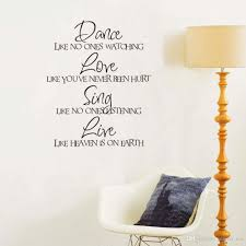 new styles wall quotes wall stickers decal words lettering saying