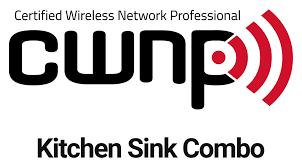 Kitchen Sink Combo - certified wireless network professional