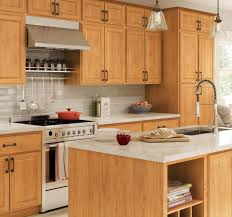 are oak kitchen cabinets still popular base cabinets in medium oak kitchen the home depot