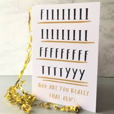 50th Birthday Cards For Funny Fifty 50th Birthday Card By The New Witty