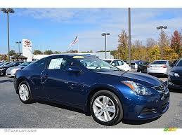 nissan coupe 2013 2013 navy blue nissan altima 2 5 s coupe 116993084 gtcarlot com