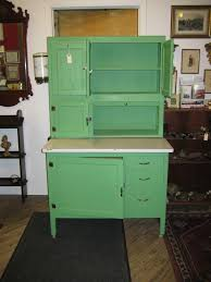 Vintage Kitchen Furniture Kitchen Attractive Green Kitchen Cabinets Remodeling Ideas