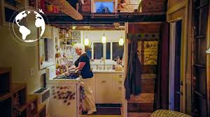 single mother builds tiny house to create retirement plan youtube